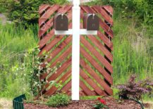 Turn-the-old-mailbox-into-a-trendy-modern-addition-with-a-tinge-of-bonze-217x155