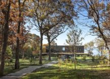 Woods-surrounding-the-Shore-House-leading-to-lovely-Bay-area-217x155