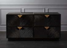 Black-dresser-featuring-a-chevron-pattern-217x155