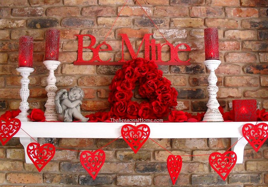 Cheap and easy Valentine's Day decorations