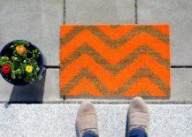DIY-chevron-pattern-doormat-217x155