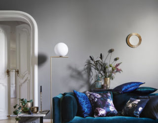 Ultra Violet: Decorating with Pantone's Color of the Year 2018