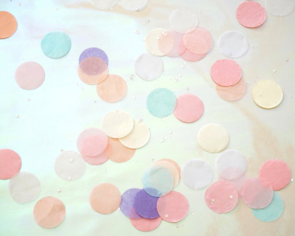Dreamy pastel party fun