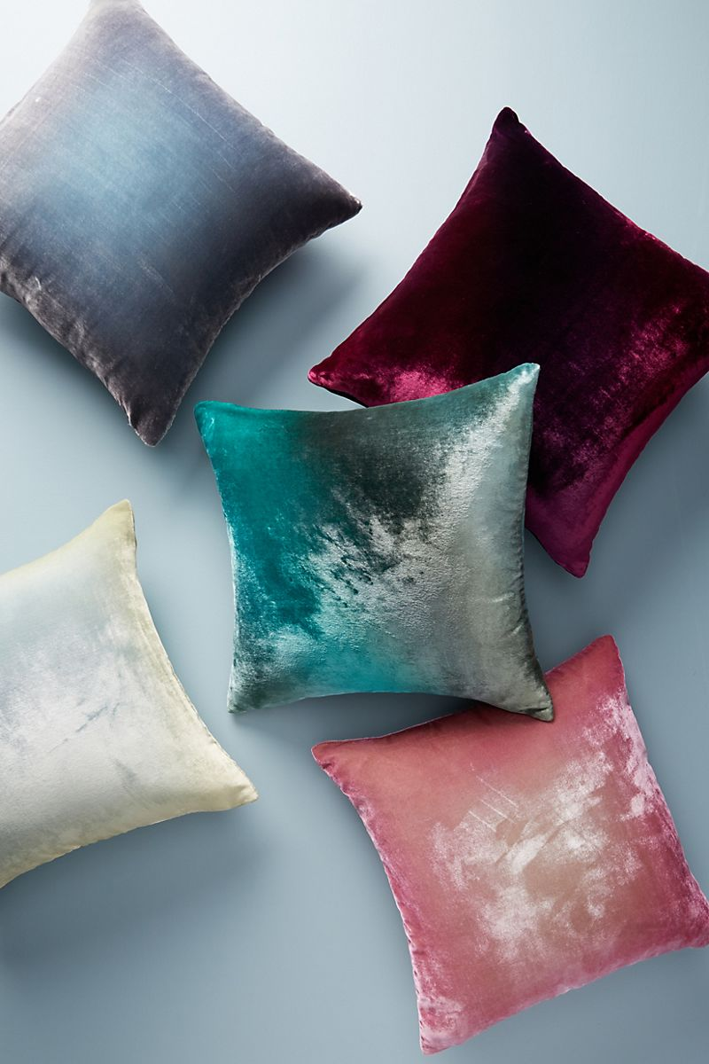 Dreamy ombre pillows