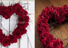 Easy-Valentines-Day-wreath-using-red-roses-217x155