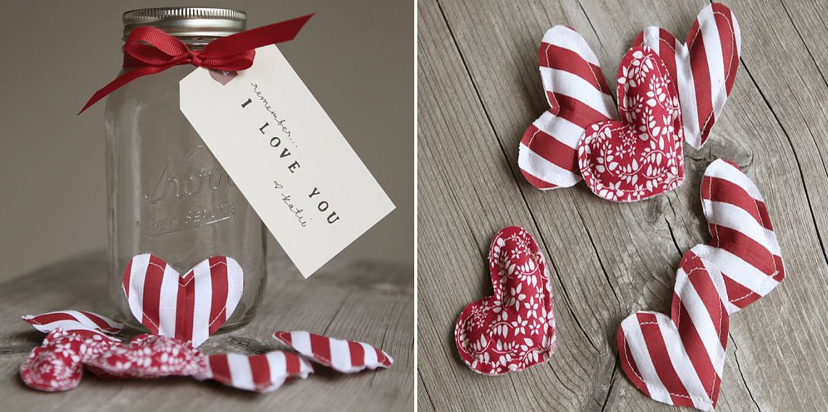 Easy and simple Valentine's Day craft