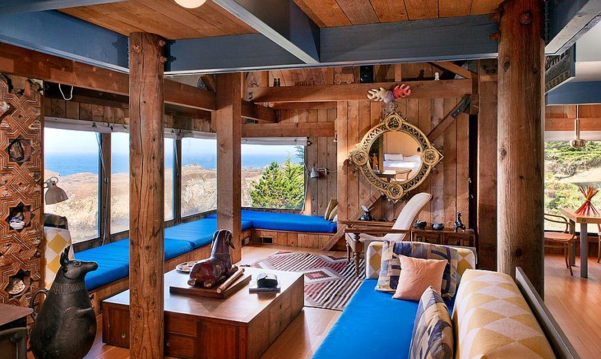 15 Gorgeous Beach Style Meeting Rooms with a Dash of Woodsy Charm