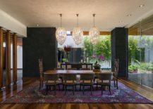 Exquisite-modern-dinig-room-with-captivating-light-fixtures-217x155