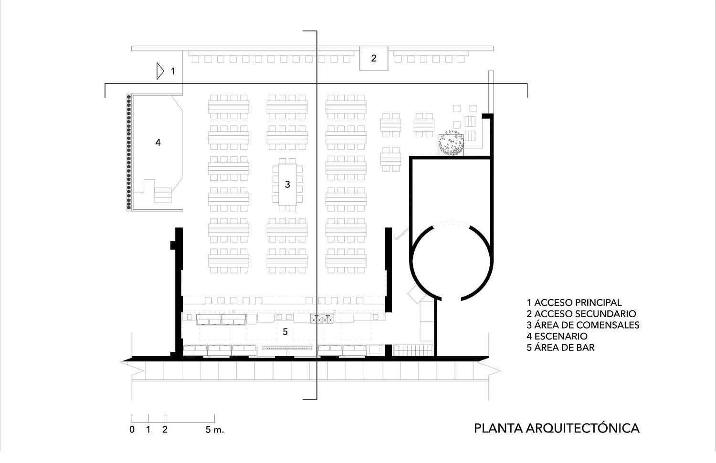 Floor-plan-of-La-Ruina-Park-Bar