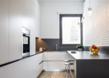 Floor-tiles-bring-color-and-pattern-to-contemporary-kitchen-in-white-217x155