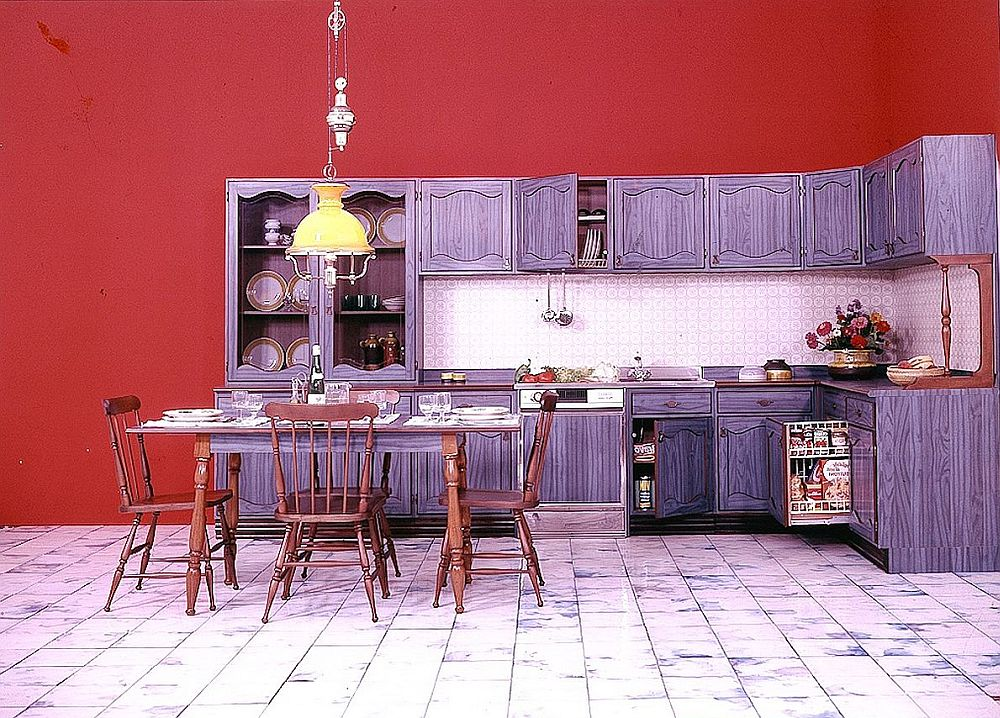 Gorgeous Old America Kitchen from Snaidero