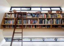 Ladder-gives-access-to-the-top-shelves-of-the-home-library-217x155