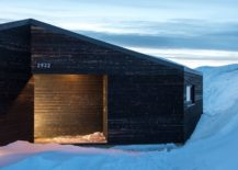 Lovely-Norwegian-cabin-with-dark-exterior-stands-out-visually-217x155