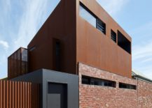 Metallic-exterior-of-the-new-addition-in-Melbourne-217x155