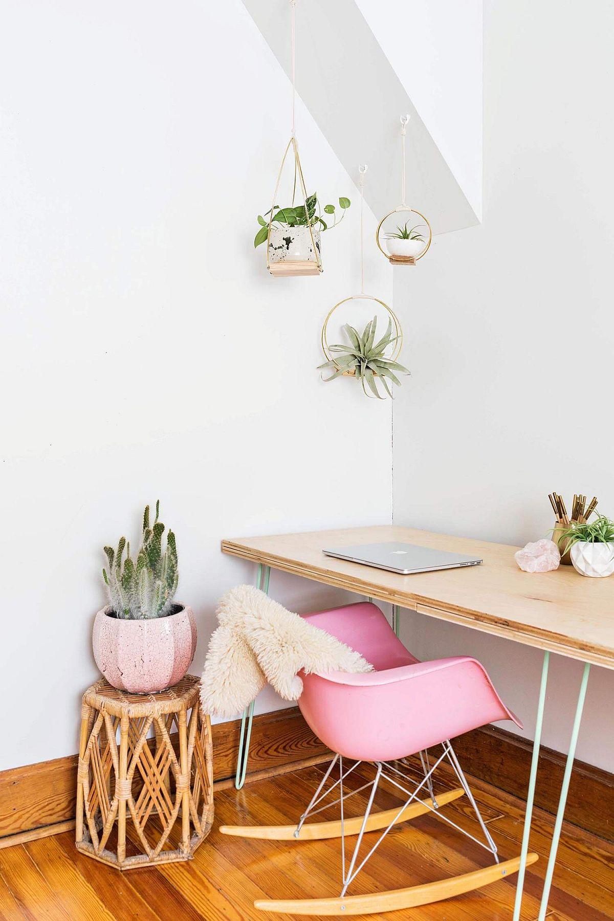 Mid-Century-DIY-hanging-brass-planter