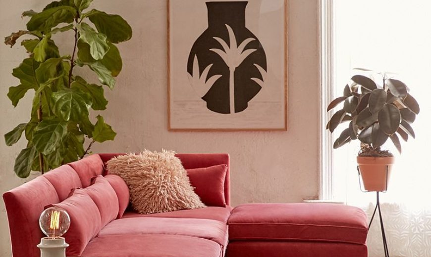 Design Trend: Modernizing Velvet