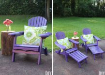 Ultra-cheap-DIY-Adirondack-chairs-with-purple-and-violet-tinge-217x155