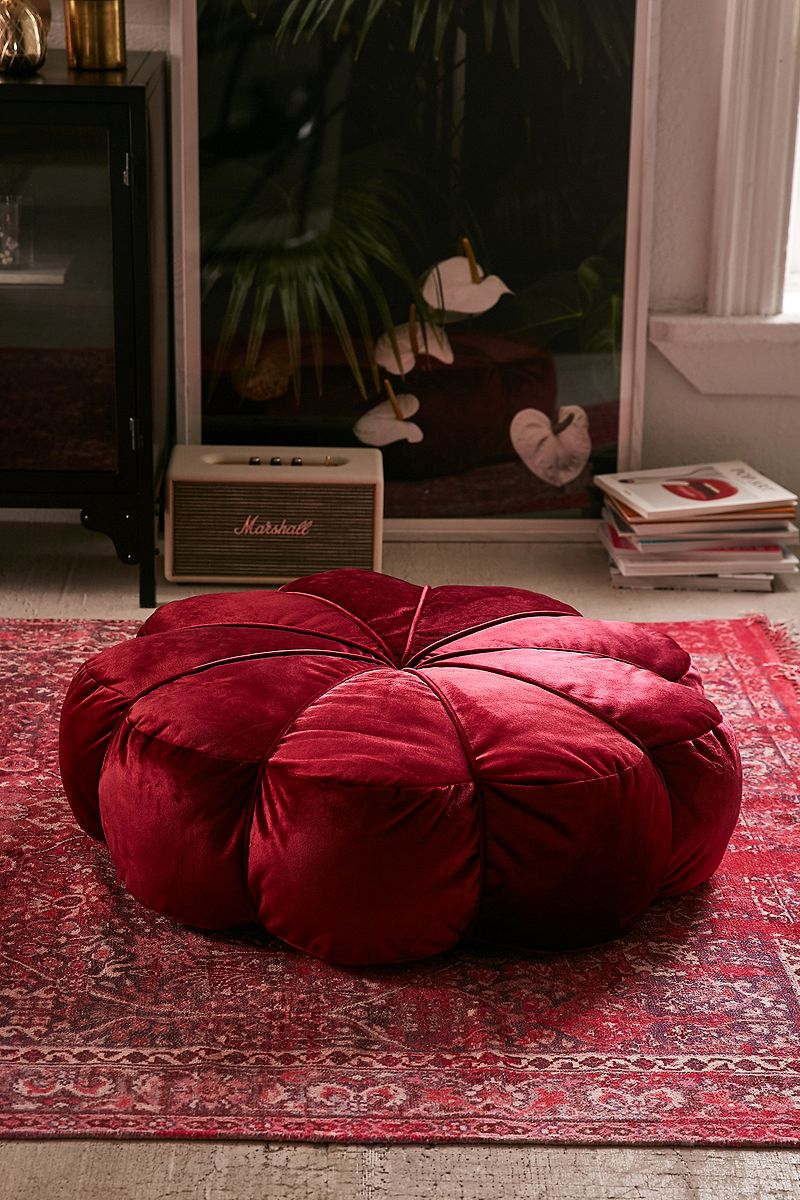 Design Trend A Touch Of Velvet