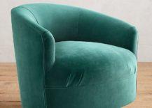 Velvet-swivel-chair-in-teal-217x155