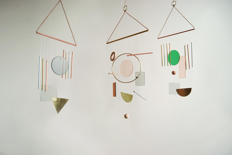 Wind chimes by L&G Studio