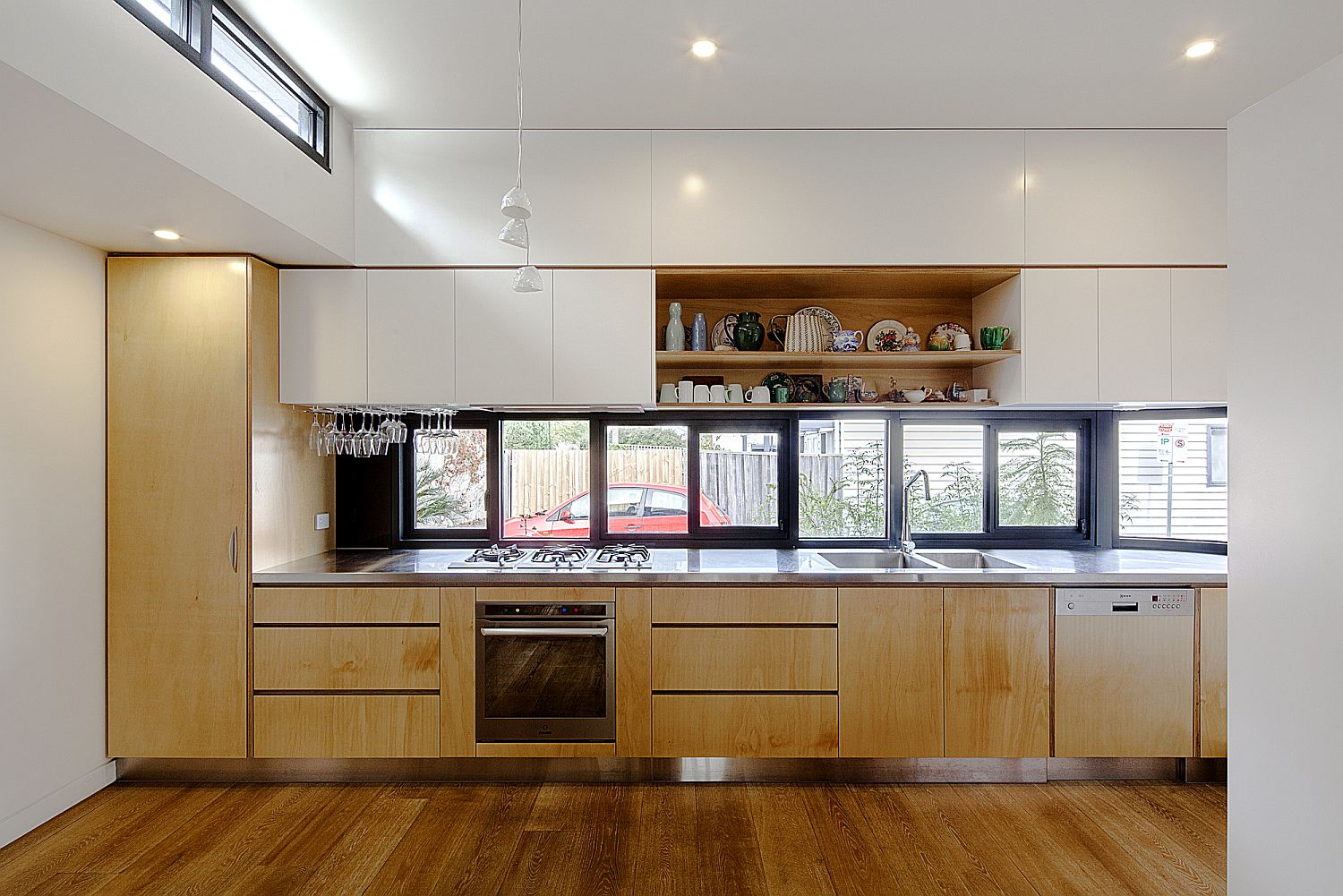 Expansive Victorian Home Revamped into a Sensible Modern ...