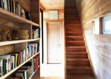 Bookshelf-in-the-hallway-is-a-space-savvy-addition-217x155