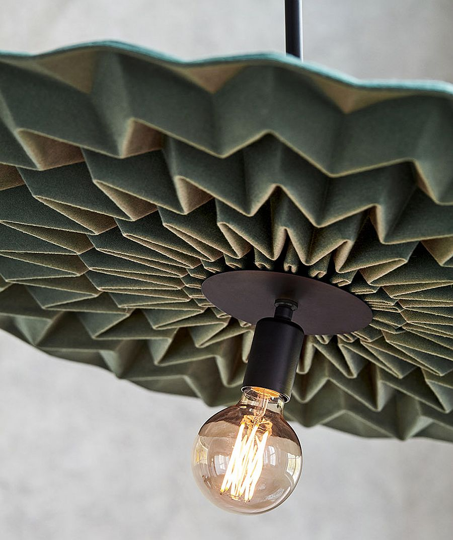 Closer-look-at-the-stunning-Fold-pendant-with-Edison-bulb-lighting