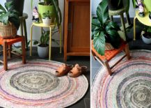 Coiled-and-crochet-rug-with-colorful-zest-217x155