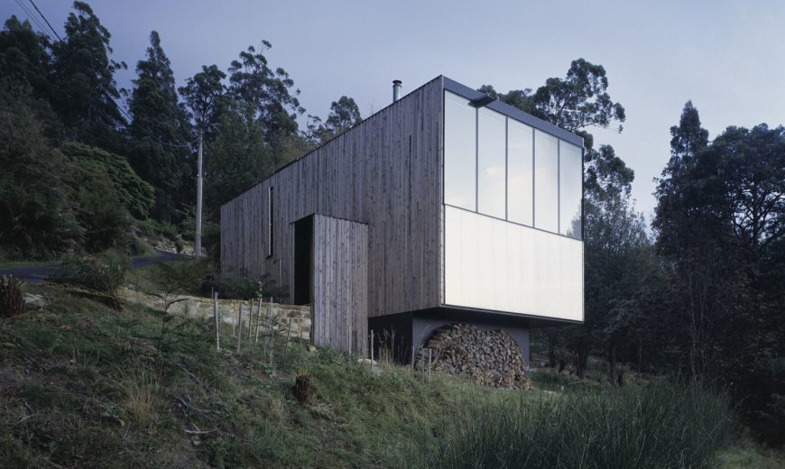 Private Contemporary Home on the Stunning Slopes of Mount Wellington