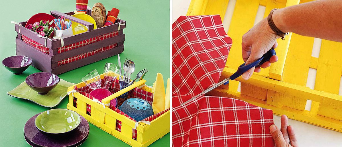 Creating the perfect Picnic Basket