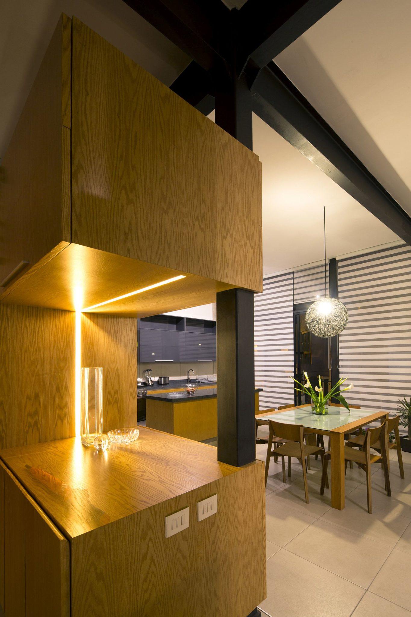 Custom-furniture-used-as-divider-inside-Casa-Milan