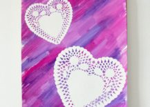 Doily-Heart-Painting-with-Purple-Panache-217x155