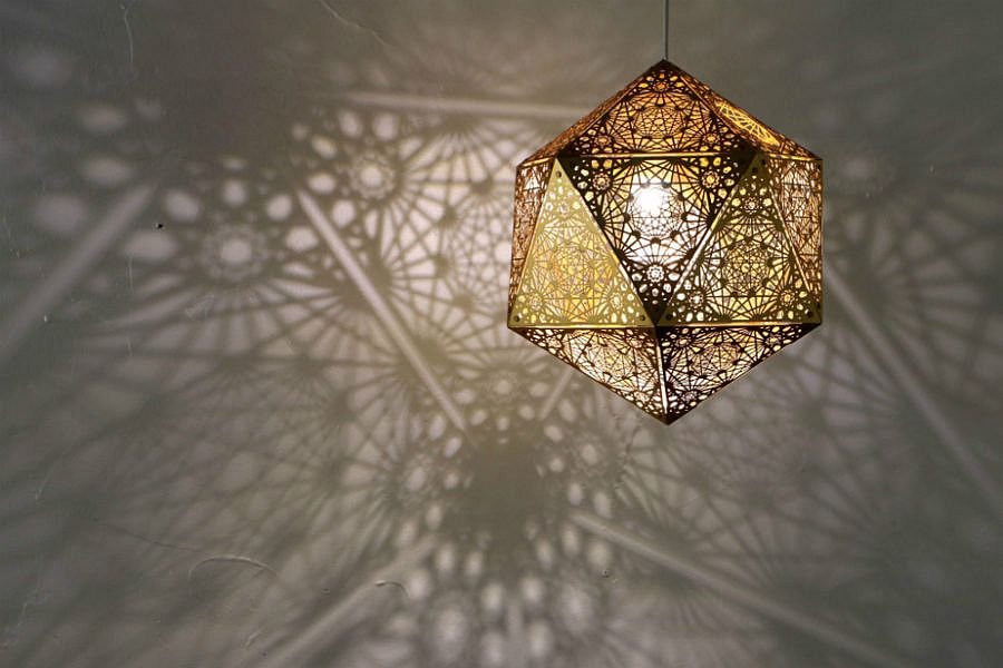 Geometric and patterned brilliance of Cozo Lights