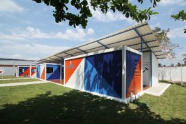 JAMDS Social Project: Adaptable Containers and a Bright Splash of Color