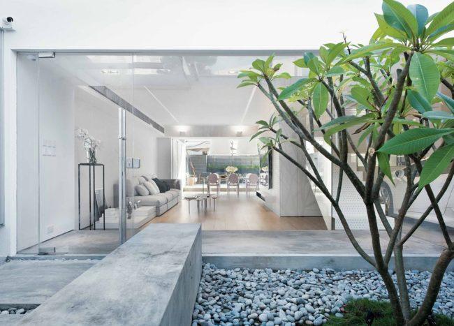 This Dream Urban House in Hong Kong has a Glorious ...
