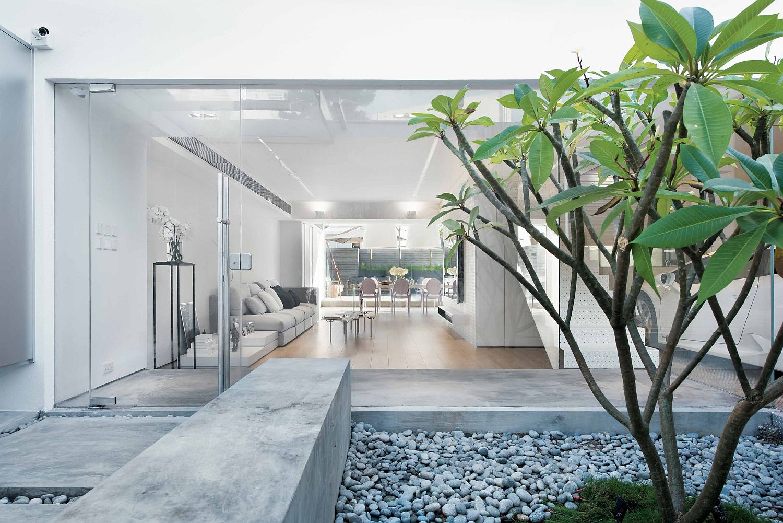 This Dream Urban House In Hong Kong Has A Glorious