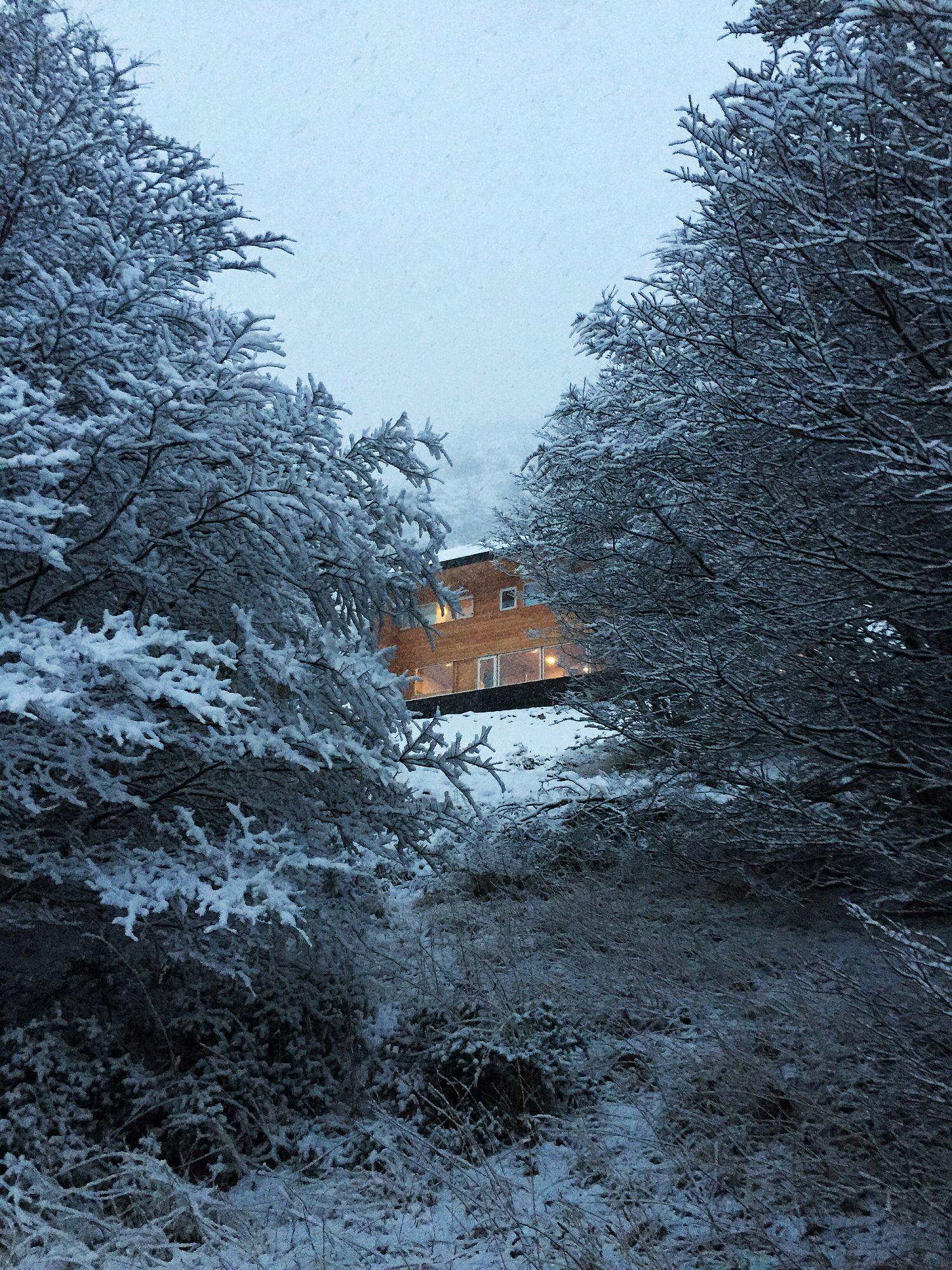 Mountain House by Armando Montero