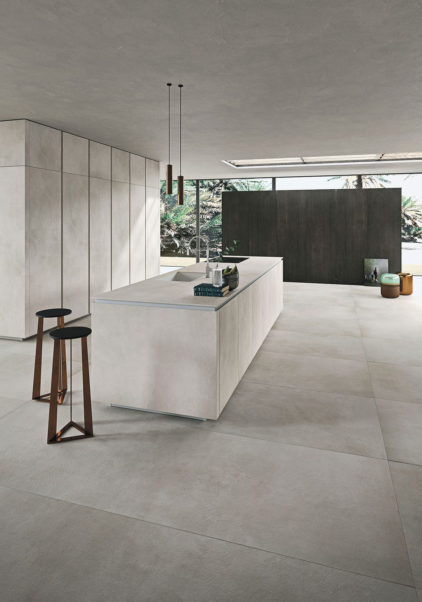 Simple and unassuming desgn of Way Materia lets in fit in with your open plan living