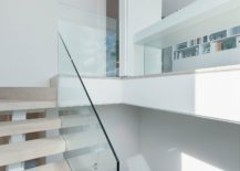 Simple-staircase-design-allows-the-garage-to-stand-out-visually-217x155