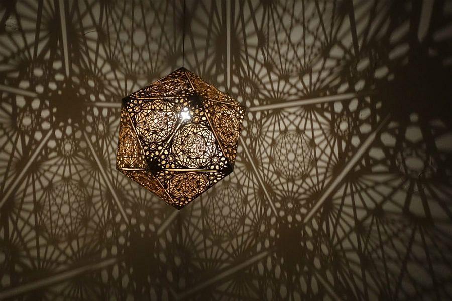 Stunning COZO lights illuminate the room like nothing else!