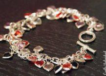 Super-easy-heart-charm-bracelet-full-of-color-217x155