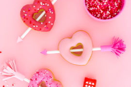 Check Out These Festive Valentine's Day DIY Project Ideas