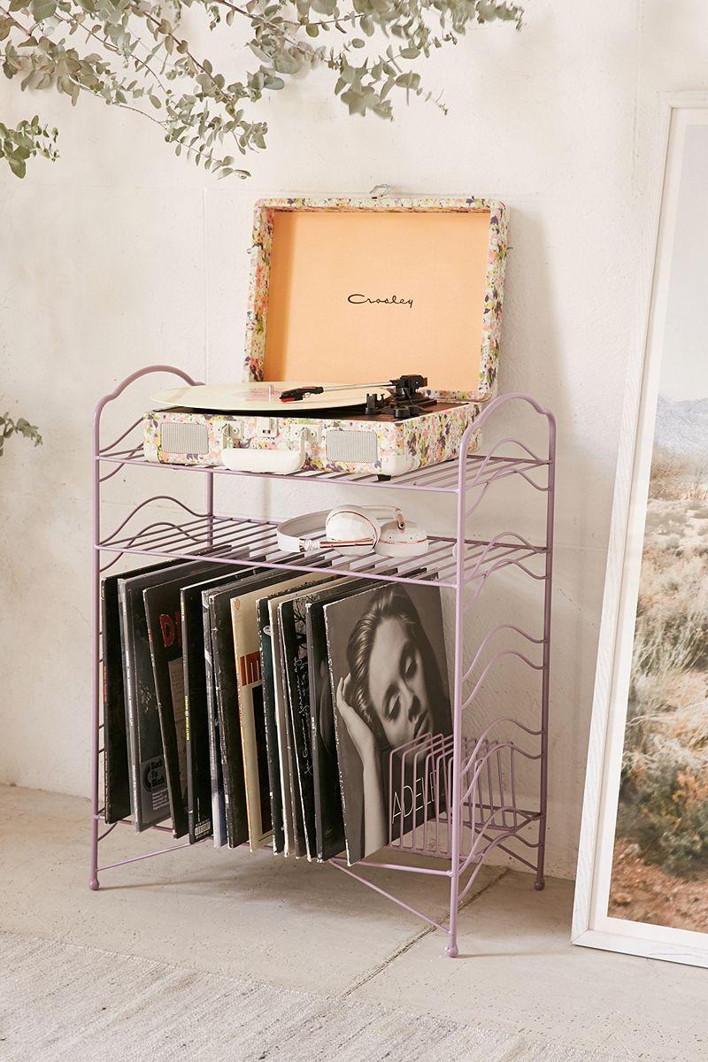 Vinyl record holder