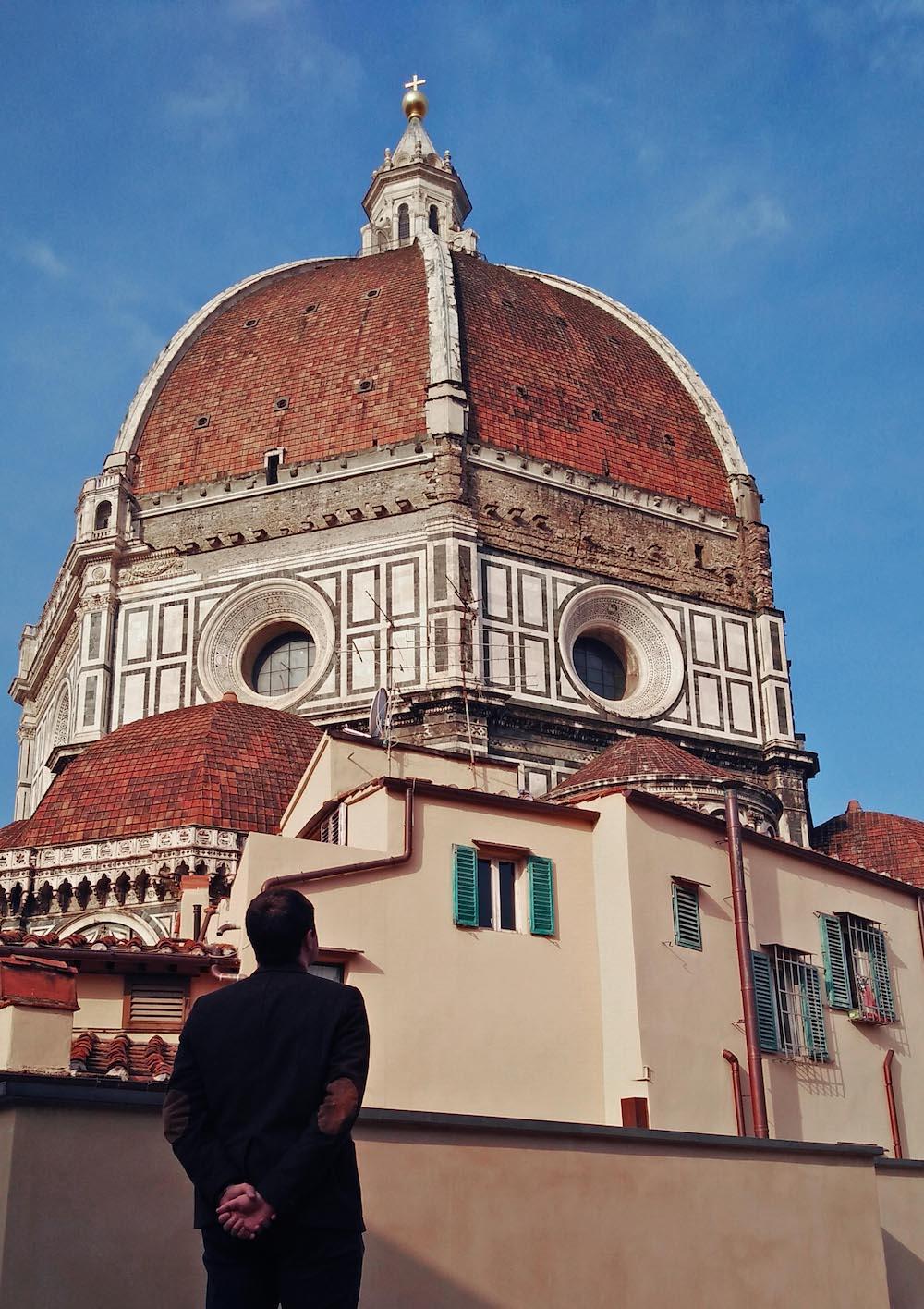A Tuscan dome