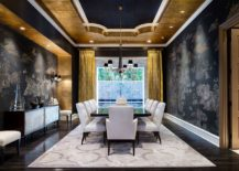 Awesome-luxurious-dining-room-in-black-and-gold-217x155
