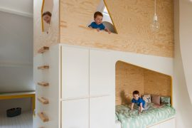 How to Create a Shared Kids' Bedroom in Style