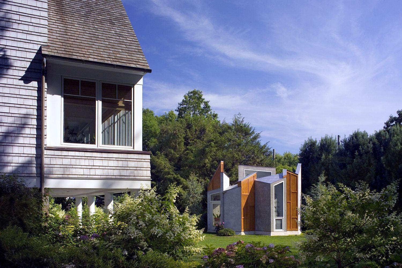 Butterfly Studio by Valerie Schweitzer Architects