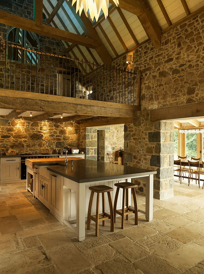 Best Kitchens Under A Mezzanine For A Space Savvy Home