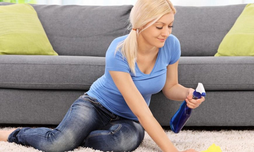 Fast and Effective: How to Spring Clean Your Home in a Day!