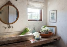 Combining-raw-natural-textures-and-pattern-inside-the-Mediterranean-powder-room-217x155